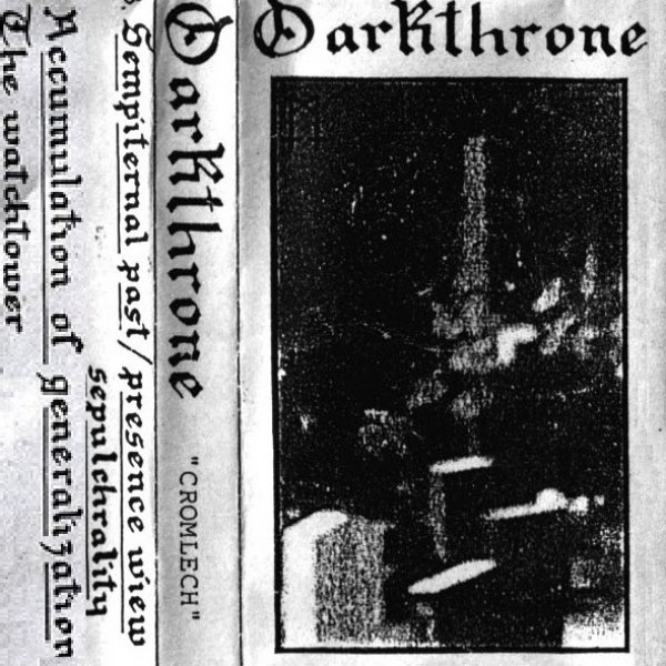 Review for Darkthrone - Cromlech