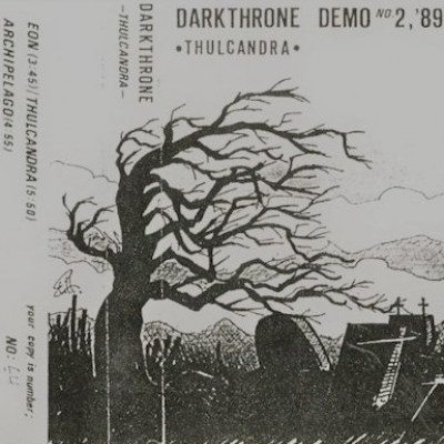 Review for Darkthrone - Thulcandra