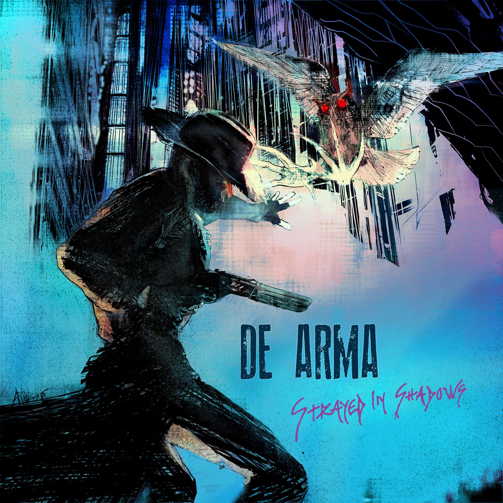 Reviews for De Arma - Strayed in Shadows