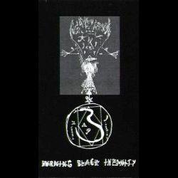 Review for Dead Reptile Shrine - Burning Black Infinity