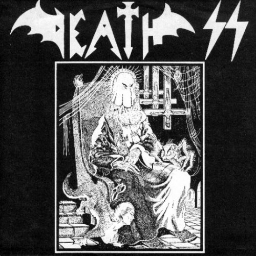 Review for Death SS - Evil Metal