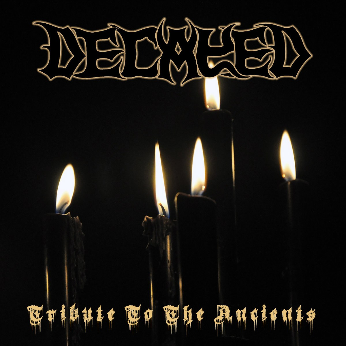 Reviews for Decayed - A Tribute to the Ancients