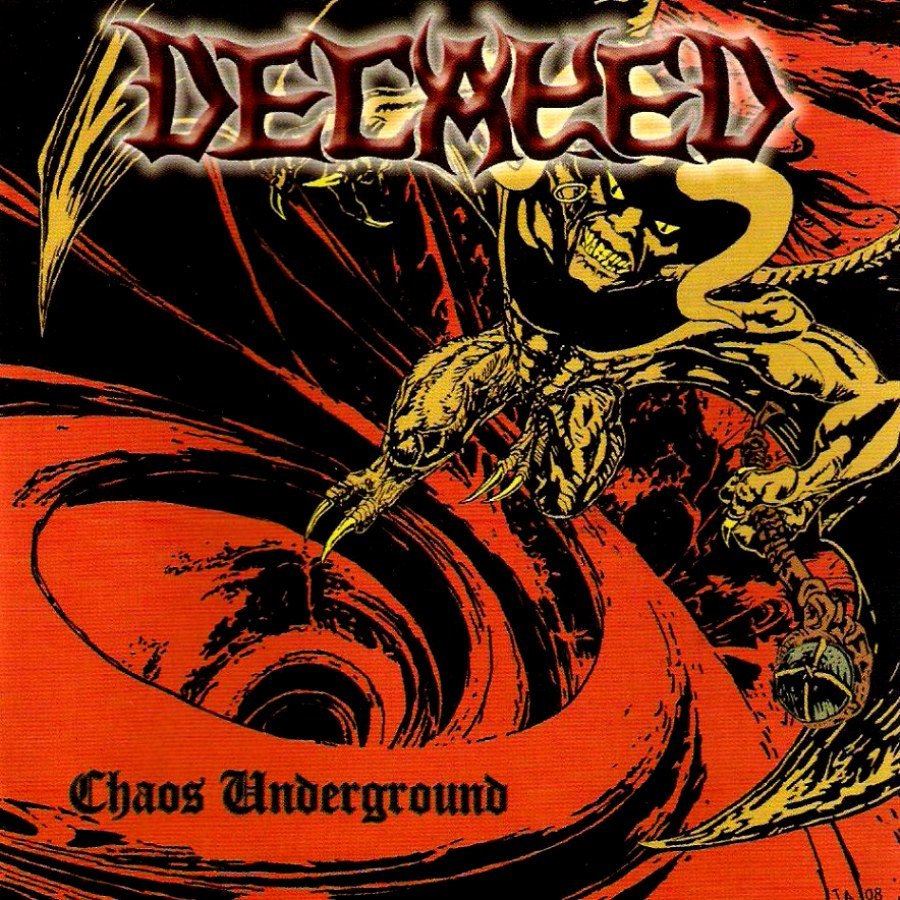 Reviews for Decayed - Chaos Underground