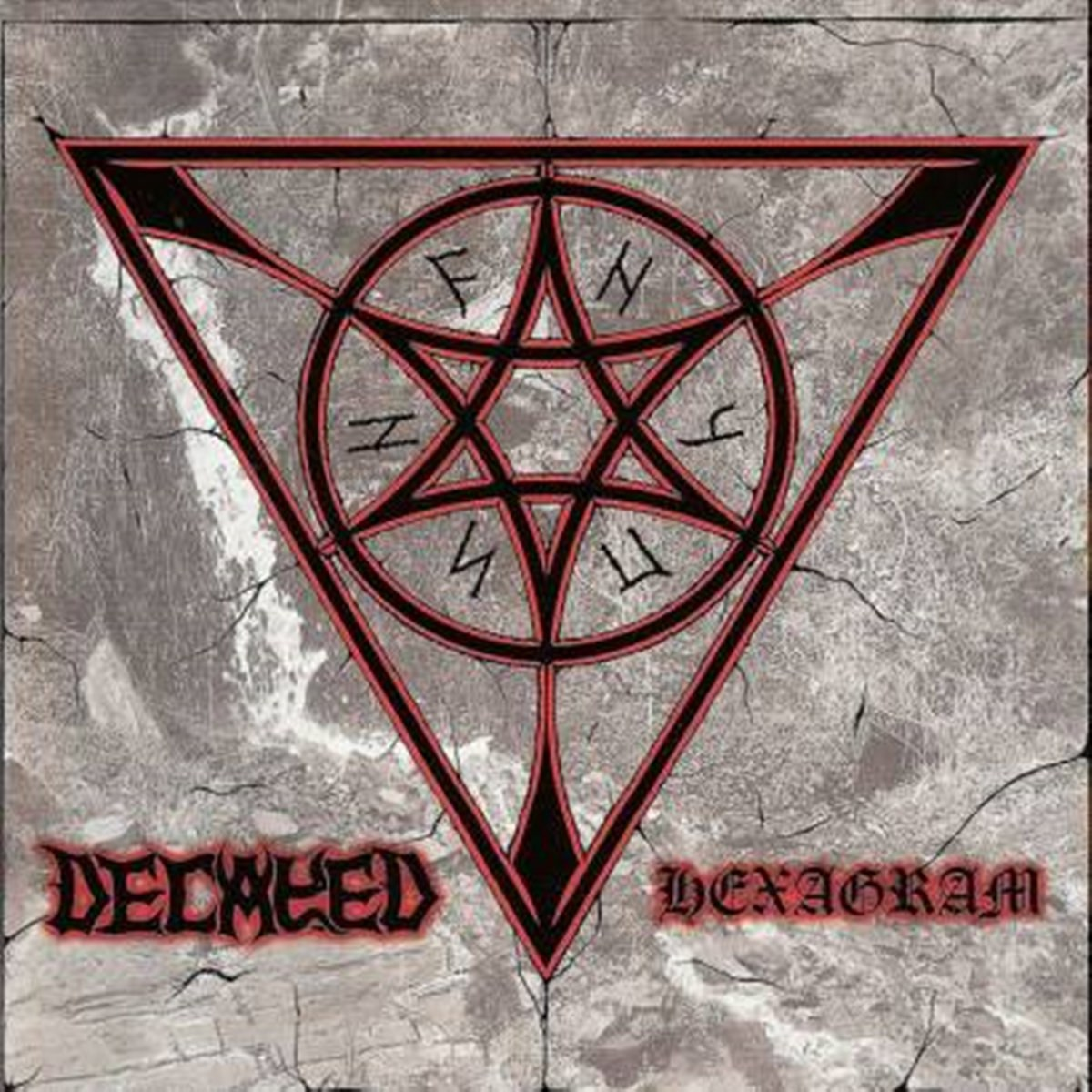 Reviews for Decayed - Hexagram