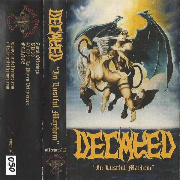 Reviews for Decayed - In Lustful Mayhem