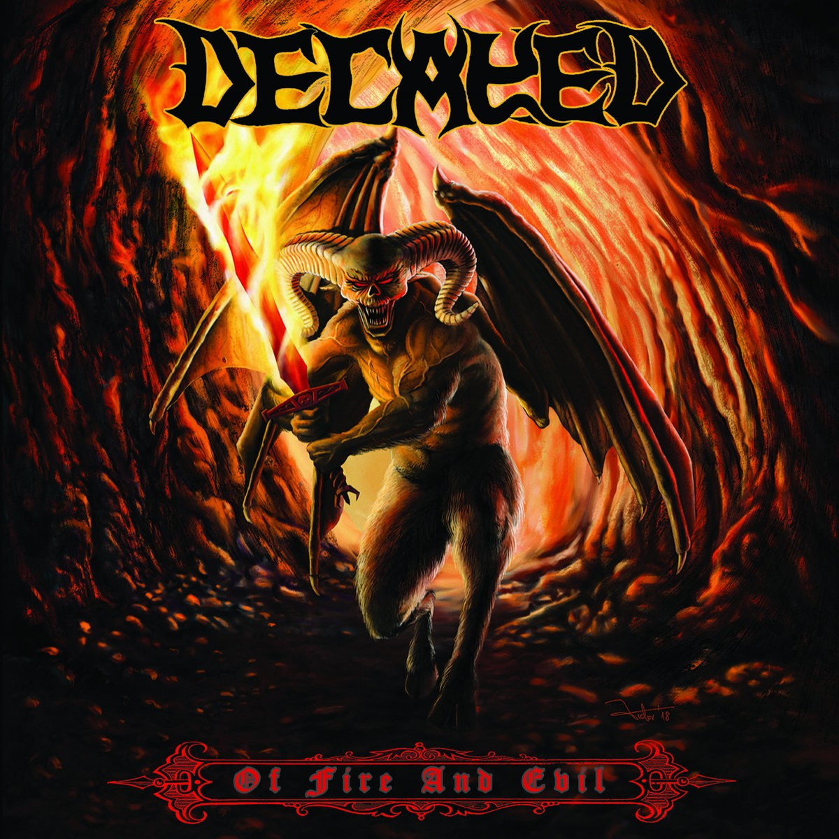 Reviews for Decayed - Of Fire and Evil