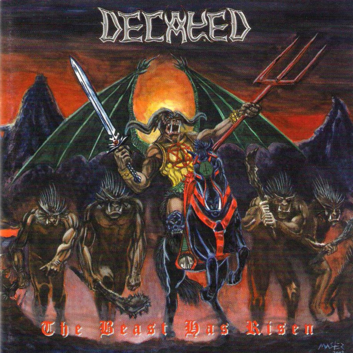 Reviews for Decayed - The Beast Has Risen