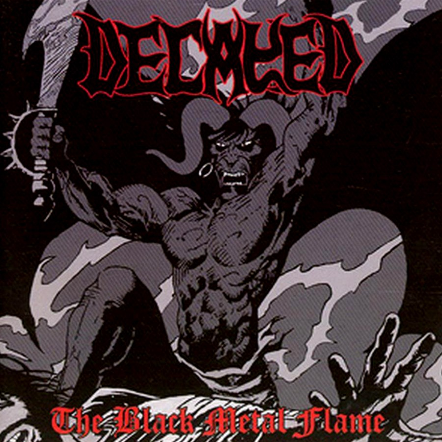 Reviews for Decayed - The Black Metal Flame