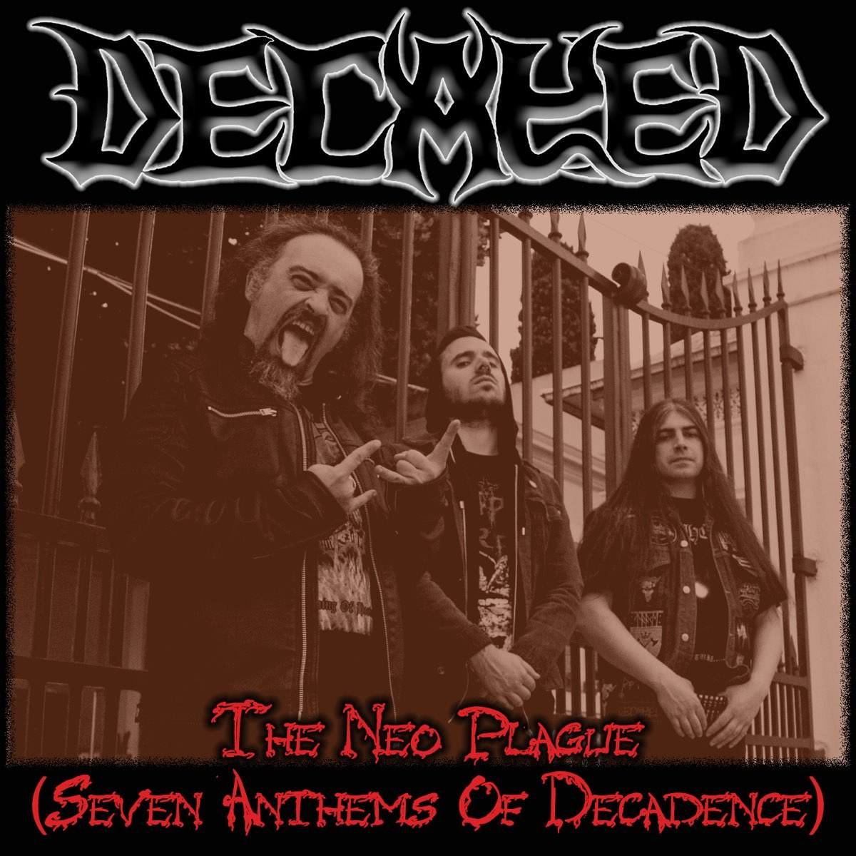 Reviews for Decayed - The Neo Plague (Seven Anthems of Decadence)