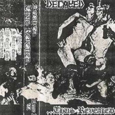 Reviews for Decayed - ...Thus Revealed