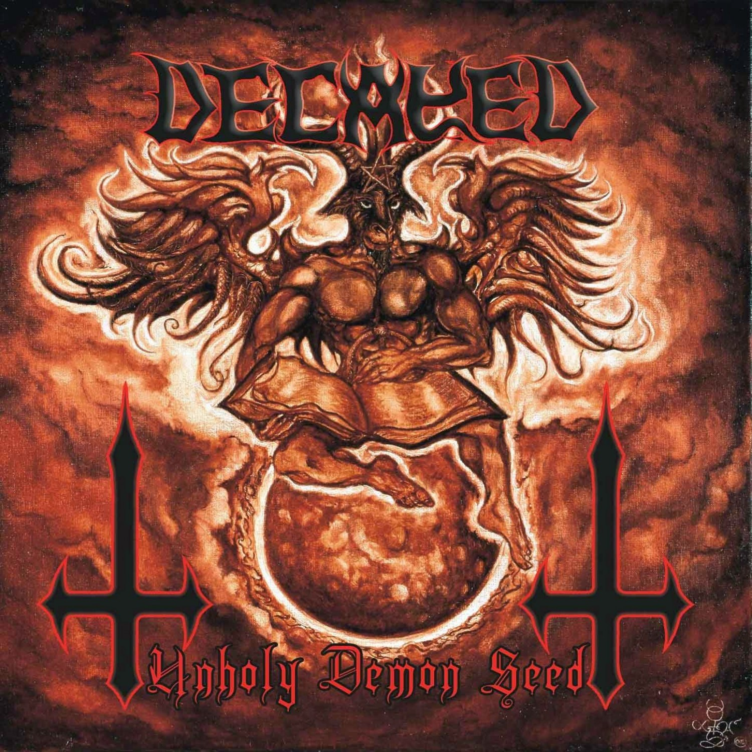 Reviews for Decayed - Unholy Demon Seed