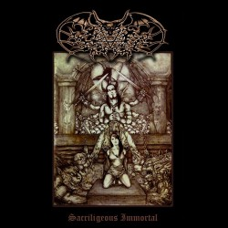 Reviews for Dedemit - Sacrilegious Immortal