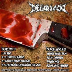 Review for Degollado - Demo 2019