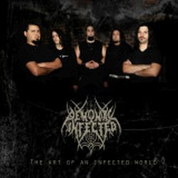 Demoniac Infected - The Art of an Infected World