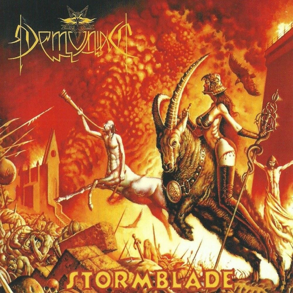 Review for Demoniac (NZL) - Stormblade