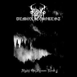 Demonic Forest - Night on Frozen Land