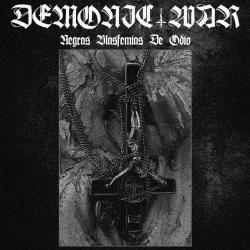Review for Demonic War - Negras Blasfemias de Odio