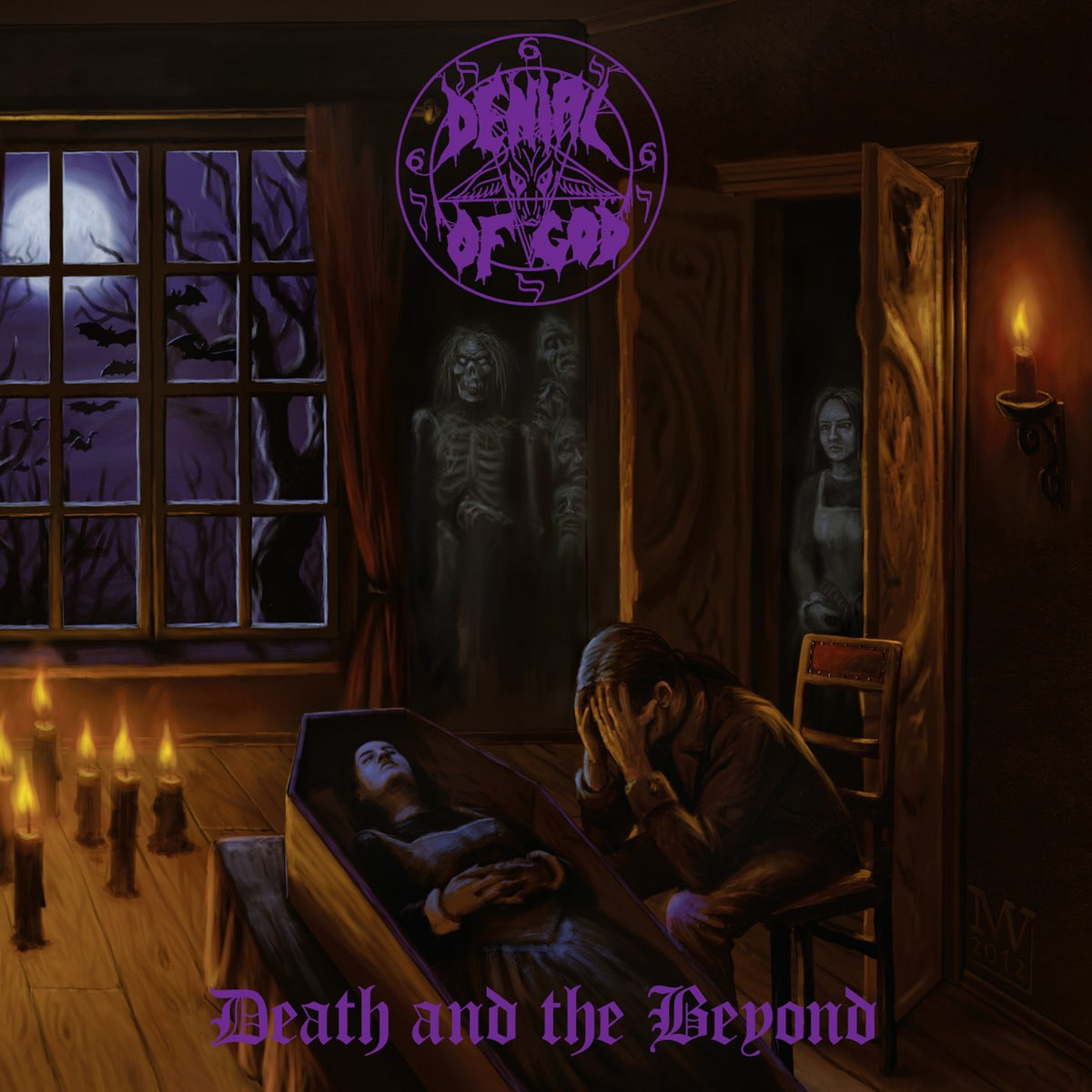 Review for Denial of God - Death and the Beyond