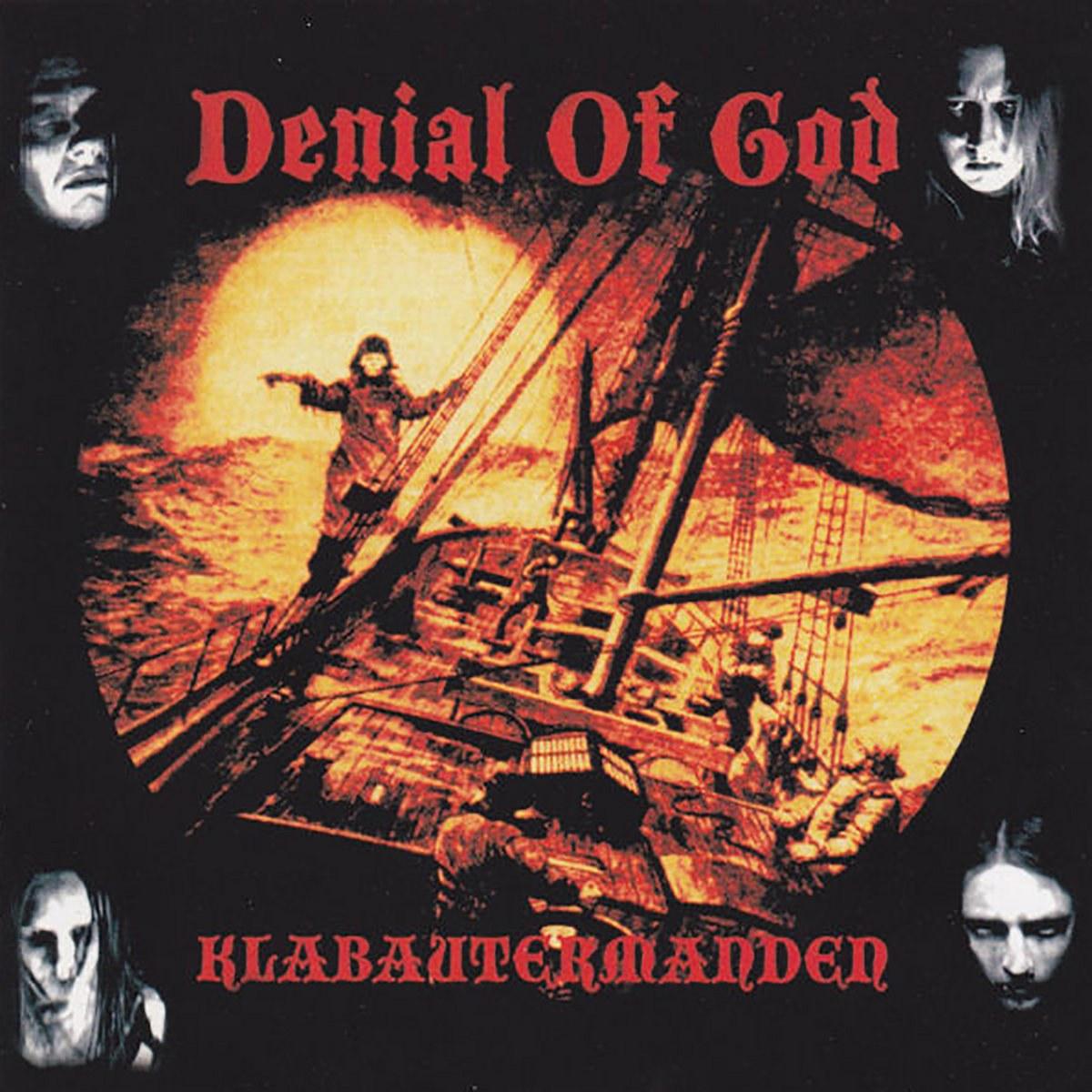 Review for Denial of God - Klabautermanden