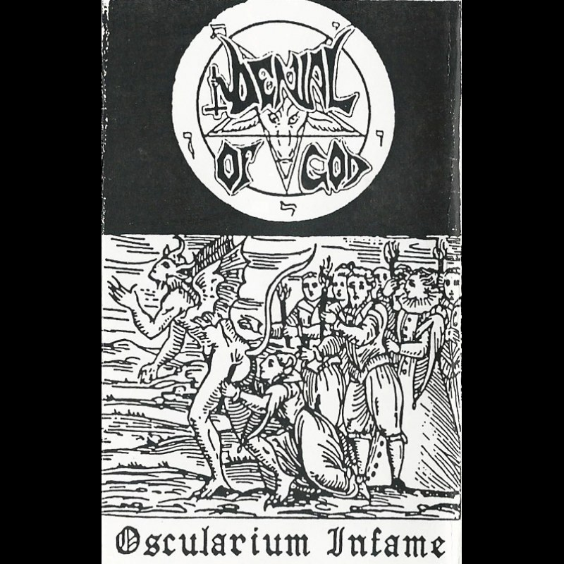 Review for Denial of God - Oscularium Infame