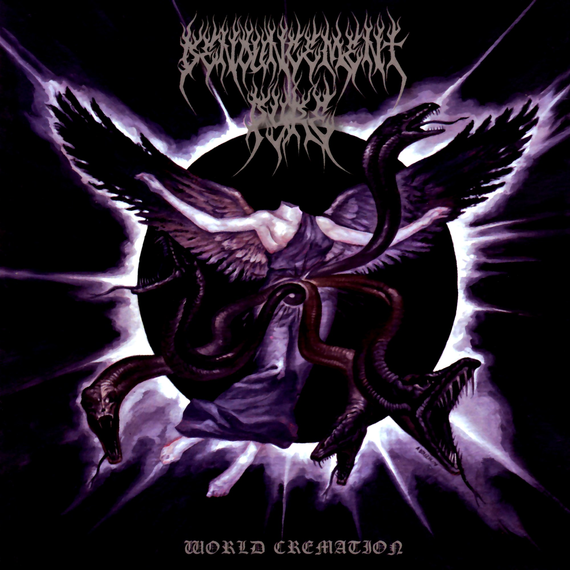 Review for Denouncement Pyre - World Cremation