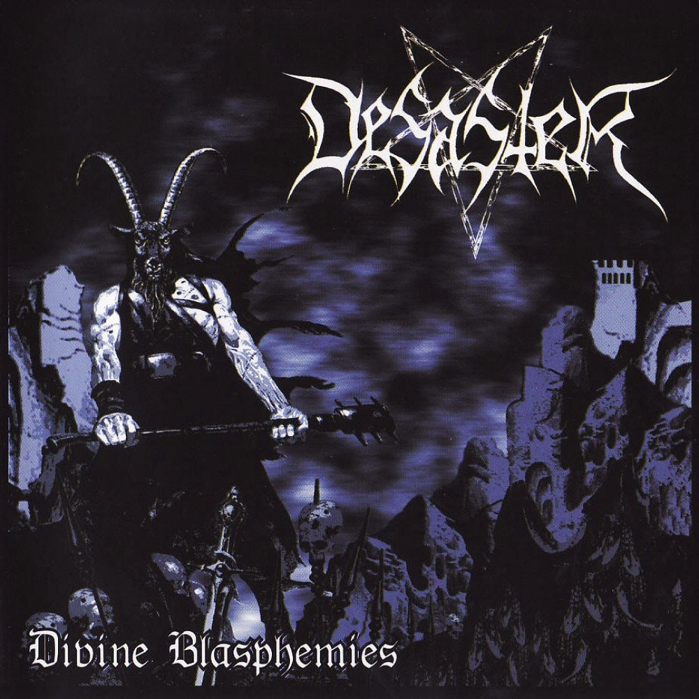 Review for Desaster - Divine Blasphemies