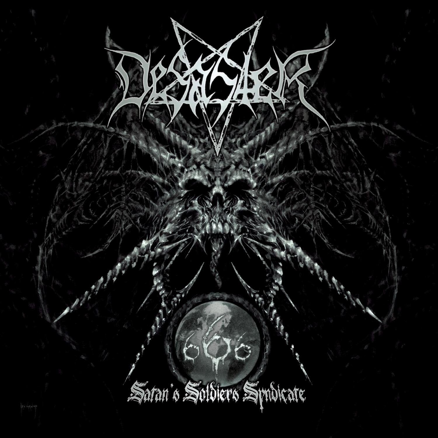 Review for Desaster - Satan's Soldiers Syndicate