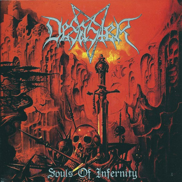Review for Desaster - Souls of Infernity