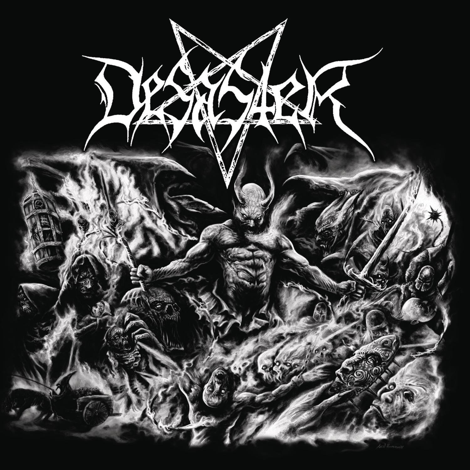 Review for Desaster - The Arts of Destruction