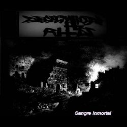 Desecration Rites (ESP) - Sangre Inmortal