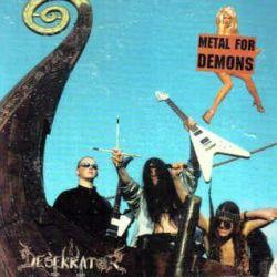 Desekrator (NOR) - Metal for Demons