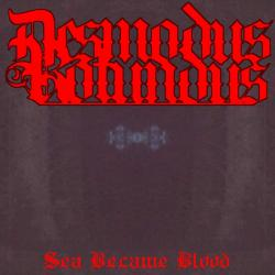 Review for Desmodus Rotundus - Sea Became Blood