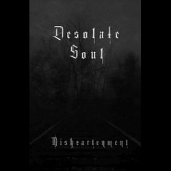 Review for Desolate Soul - Disheartenment