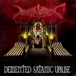 Desolation (GRC) - Demented Satanic Uprise