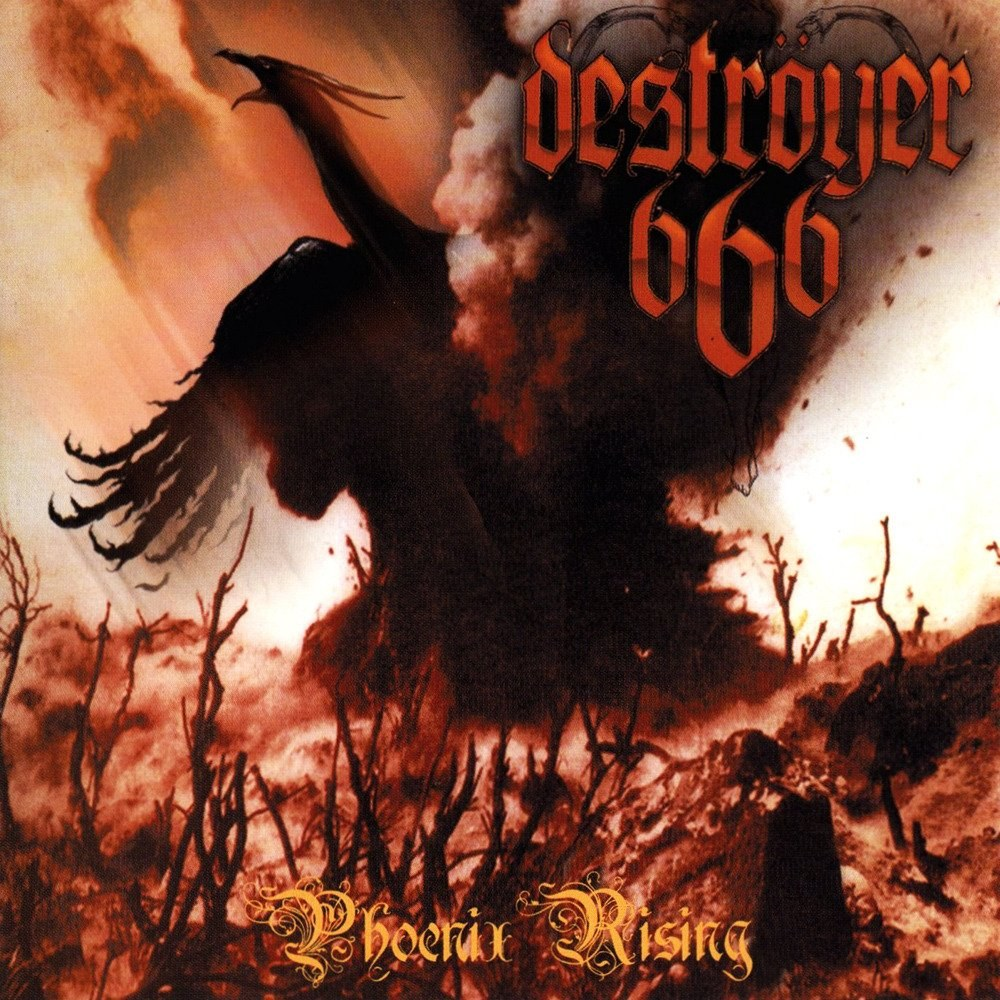 Review for Deströyer 666 - Phoenix Rising