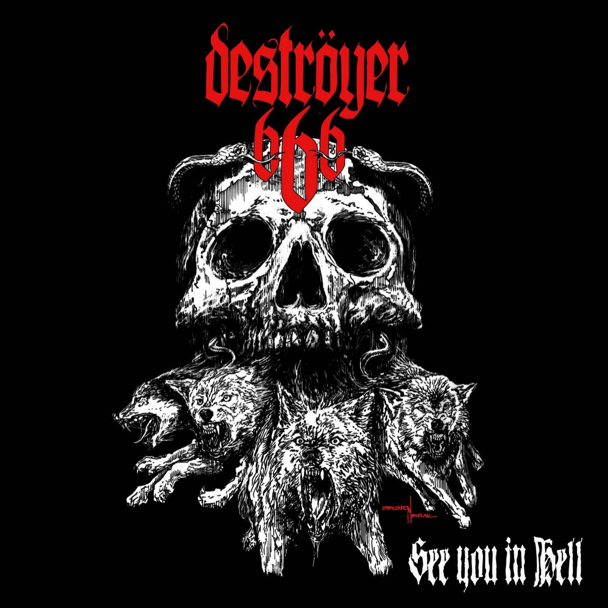 Reviews for Deströyer 666 - See You in Hell
