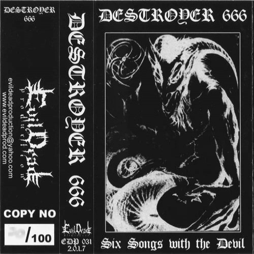 Review for Deströyer 666 - Six Songs with the Devil