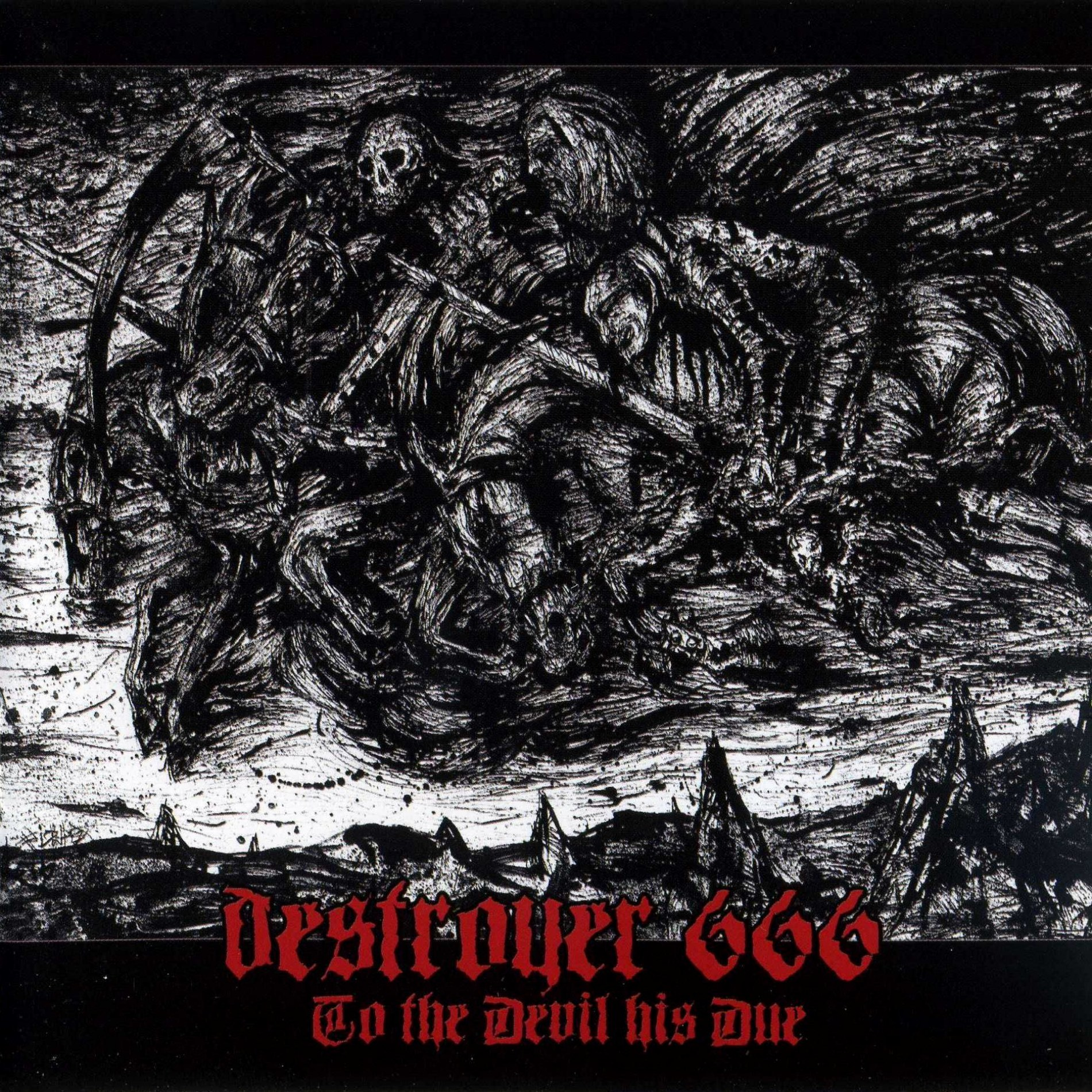 Reviews for Deströyer 666 - To the Devil His Due