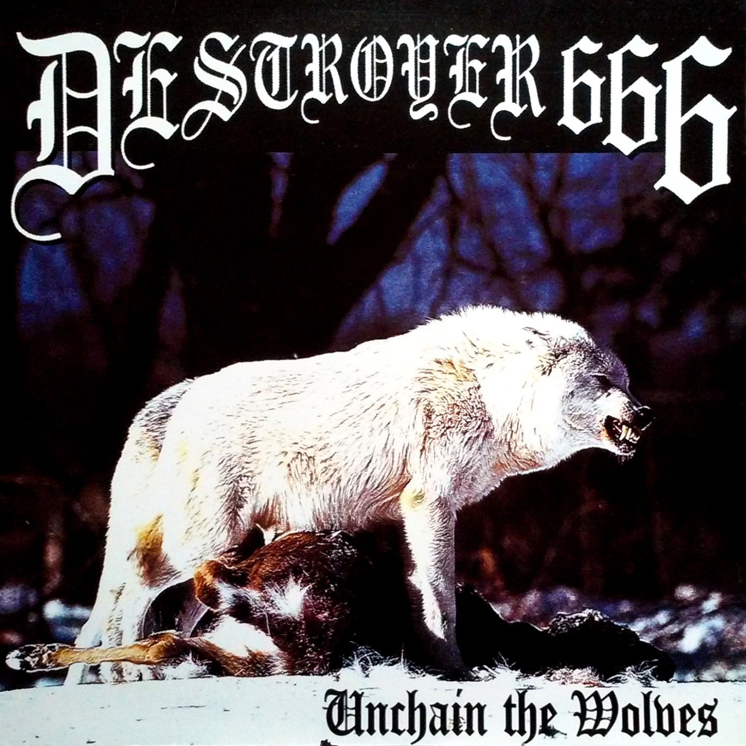 Review for Deströyer 666 - Unchain the Wolves