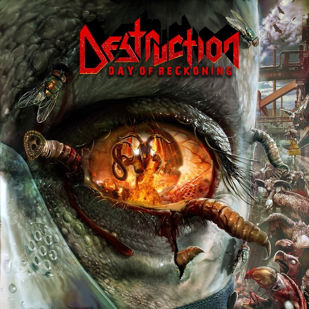 Review for Destruction - Day of Reckoning