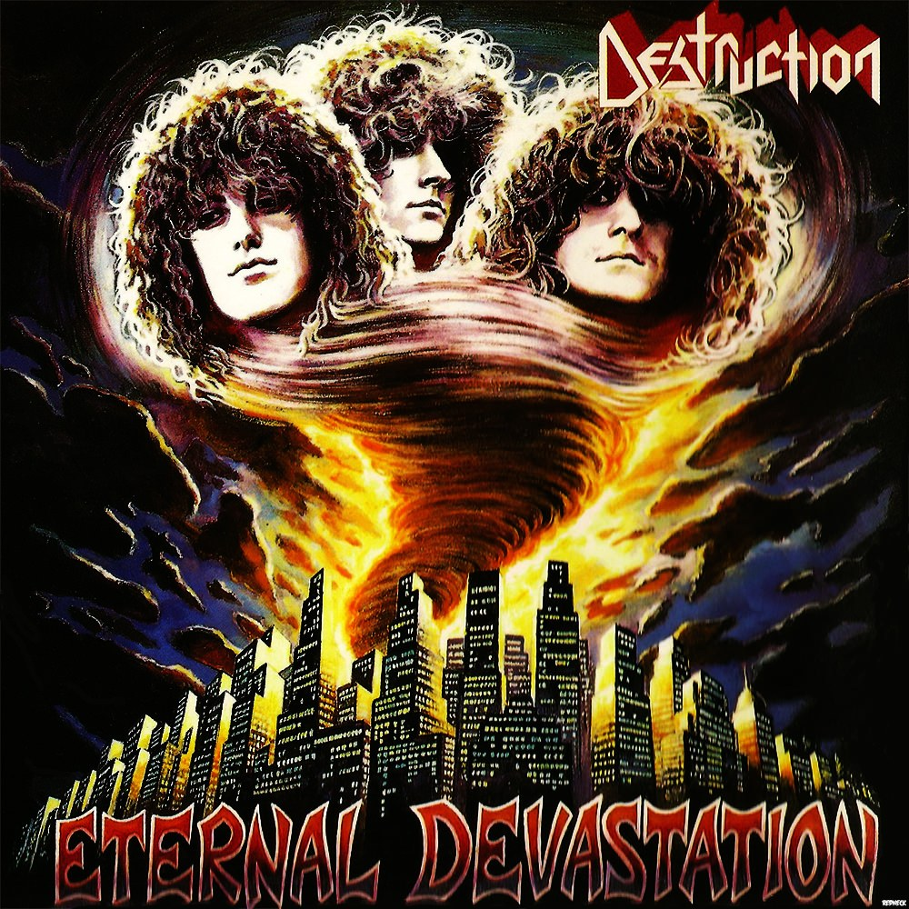 Best 1986 Black Metal album: 'Destruction - Eternal Devastation'