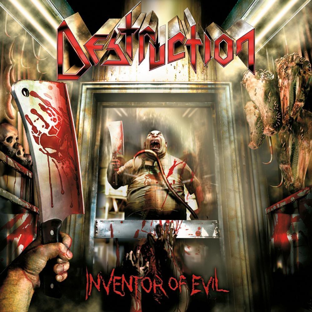 Review for Destruction - Inventor of Evil