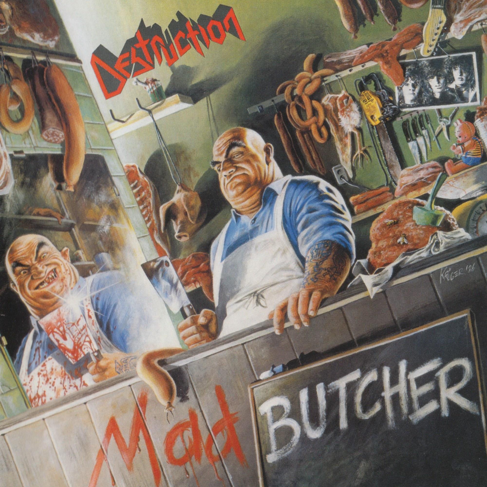 Review for Destruction - Mad Butcher