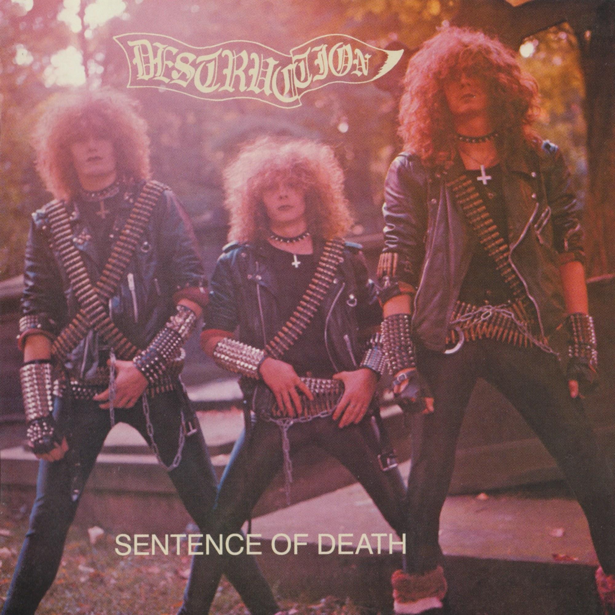 Review for Destruction - Sentence of Death