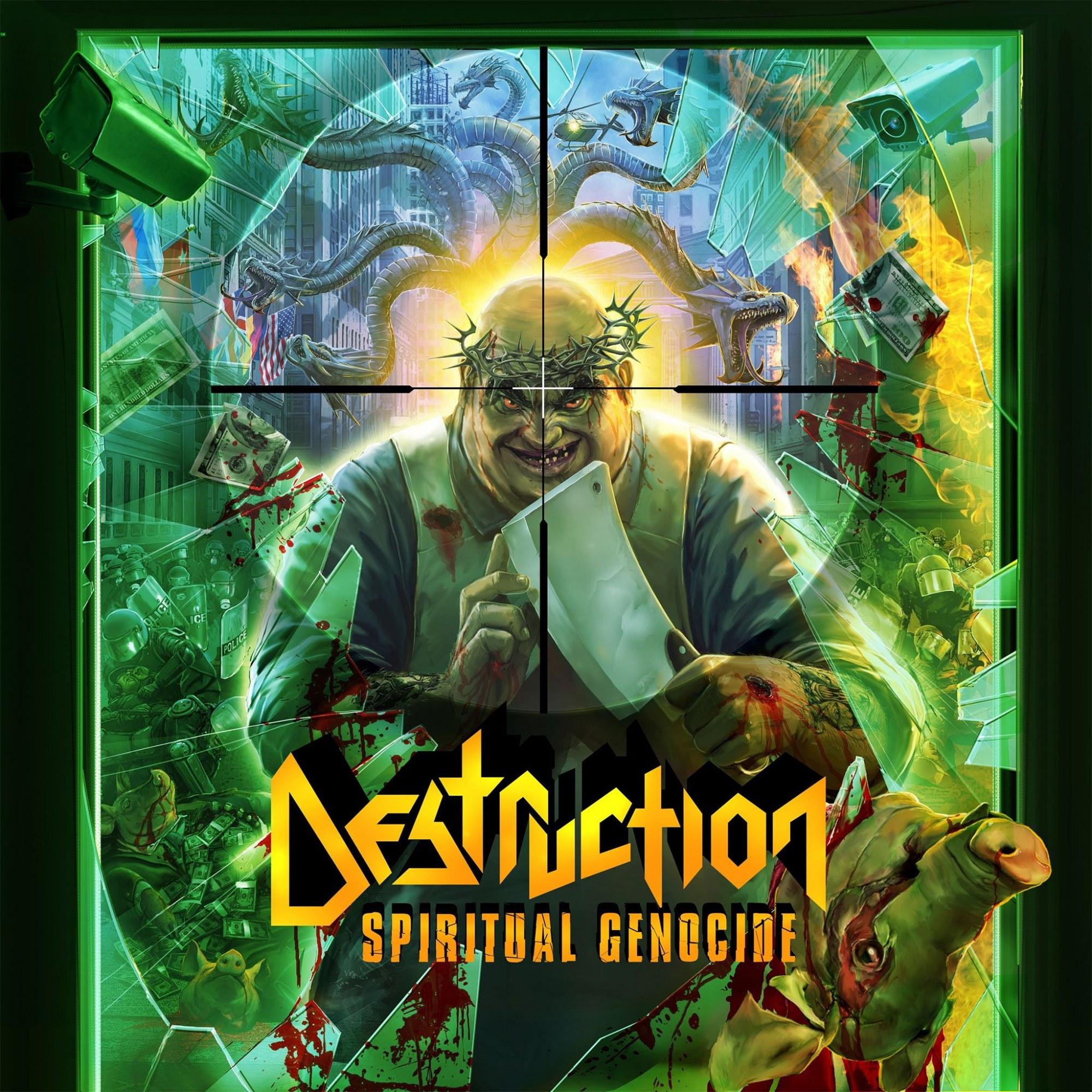 Review for Destruction - Spiritual Genocide