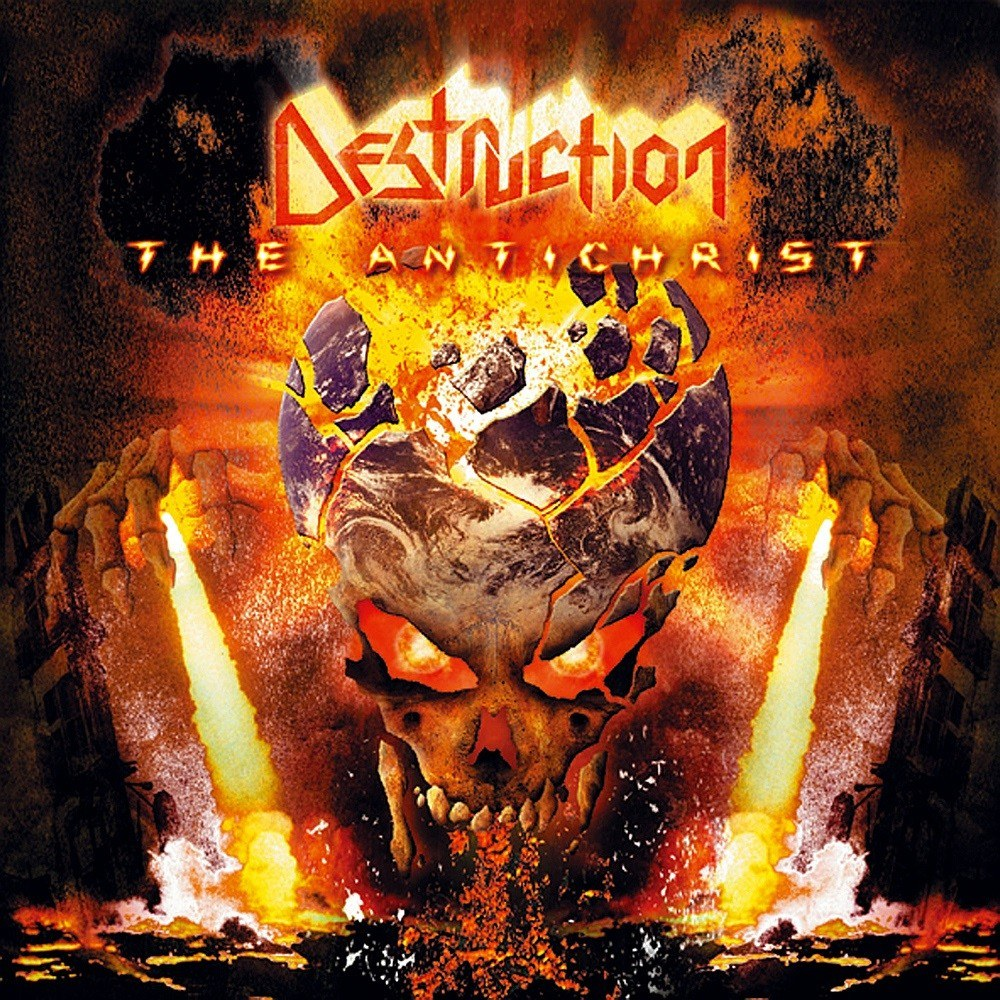 Review for Destruction - The Antichrist