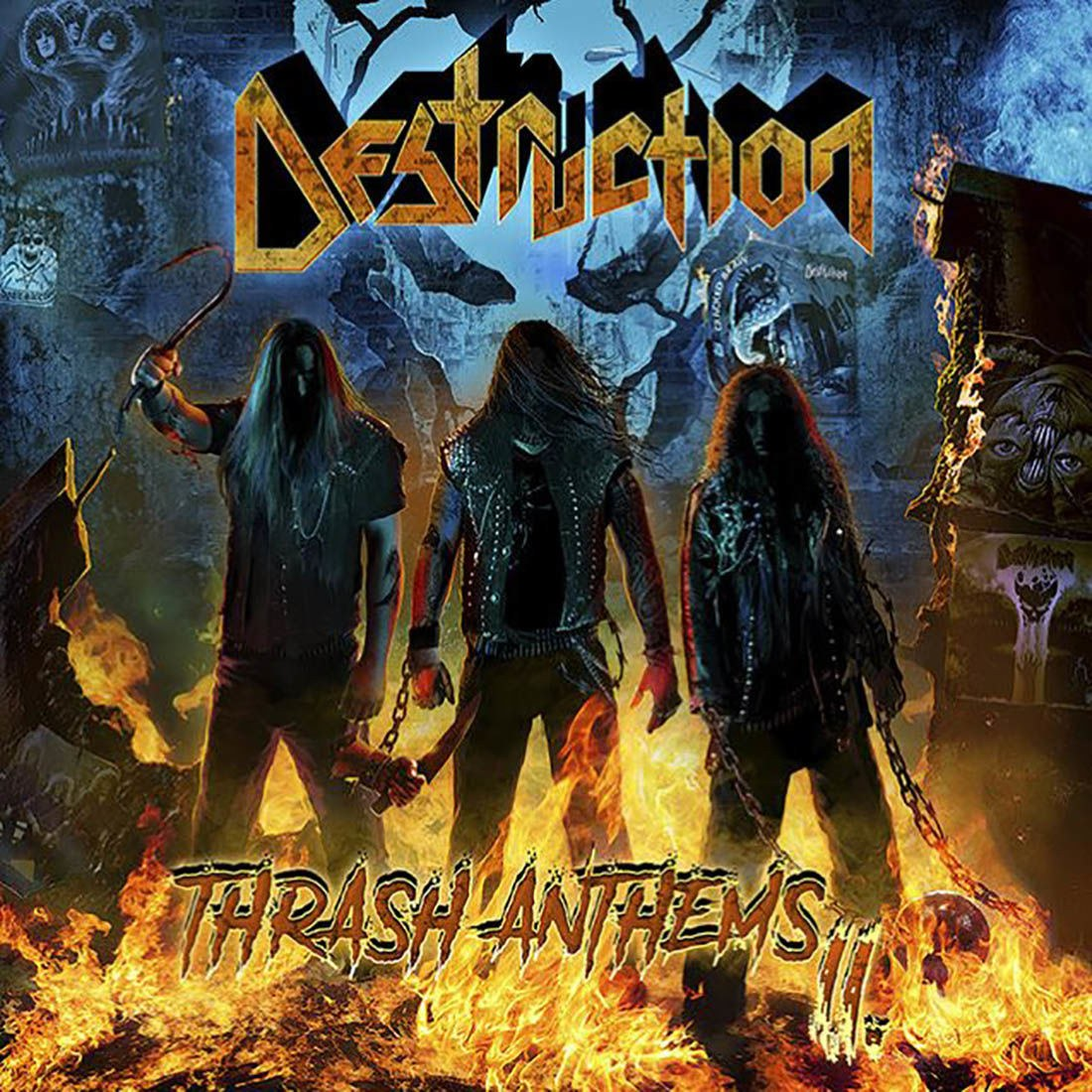 Review for Destruction - Thrash Anthems II
