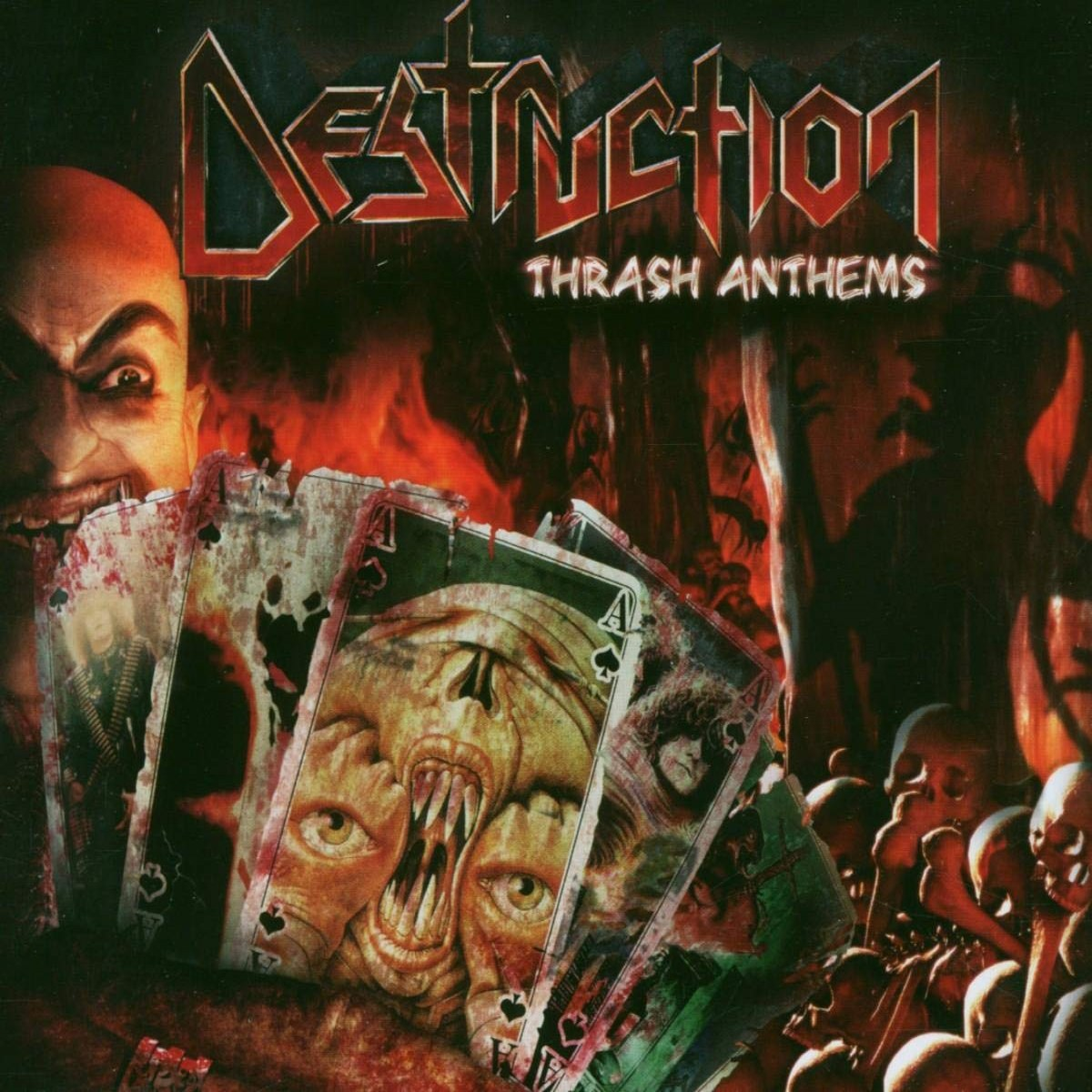 Review for Destruction - Thrash Anthems