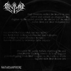 Devilry (FIN) - Satanasphere