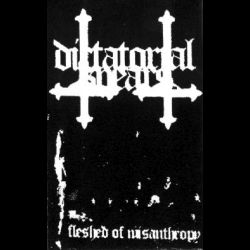 Dictatorial Spears - Fleshed of Misanthropy